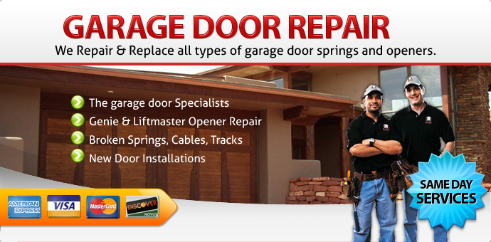 Garage Door Repair Cave Creek Az